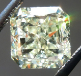 Loose Yellow Diamond: 1.73ct Y-Z VS2 Radiant Cut GIA Strong Color R5915