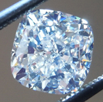 SOLD.....Loose Diamond: 1.30ct L VS1 Cushion Cut GIA Strong Blue Fluorescence R5935