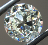 SOLD....Loose Diamond: 2.22ct L VVS2 Old European Cut GIA Lovely Stone R5949