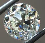 SOLD....Loose Diamond: 2.22ct L VVS2 Old European Cut GIA Lovely Stone R5949