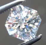 Loose Colorless Diamond: 1.00ct G SI2 Radiant Cut GIA Cool Cut R5926