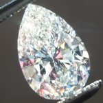 SOLD...Loose Colorless Diamond: .91ct I VS2 Pear Shape Diamond GIA R6122