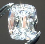 SOLD...Loose Colorless Diamond: .35ct G VS1 Cushion Cut Diamond R5617