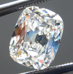 SOLD....Loose Colorless Diamond: 2.02ct J SI2 Old Mine Brilliant Diamond GIA R6271