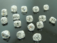 Loose Colorless Diamonds: 1.78ctw D-E VS Old Mine Brilliant Diamond Parcel R5983