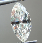 Loose Diamond: .89ct K SI2 Marquise Diamond GIA R6493