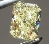 .50ct Y-Z VVS2 Radiant Cut Diamond R6590