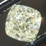 SOLD...Loose Yellow Diamond: 2.12ct U-V VS1 Cushion Cut Diamond GIA R6667