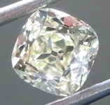 Loose Diamond: 1.12ct O-P SI1 Old Mine Brilliant Diamond GIA R6711