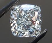 SOLD...Loose Colorless Diamond: 1.20ct F SI1 Cushion Cut Diamond GIA R6817