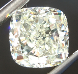 SOLD.....Loose Diamond: 1.40ct O-P VS1 Cushion Cut Diamond GIA R877
