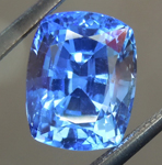 SOLD.......Loose Sapphire: 2.44ct Blue Cushion Cut Sapphire R6828