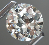 SOLD...Loose Diamond: 1.15ct K SI1 Old European Cut Diamond GIA R6946