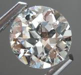 SOLD...Loose Diamond: 1.15ct K SI1 Old European Cut Diamond GIA R6946