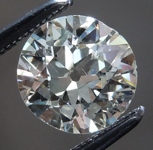 SOLD.....0.97ct L SI1 Old European Cut Diamond R6947