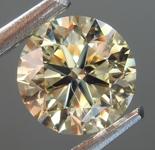 Loose Yellow Diamond: 1.00ct Fancy Yellow SI2 Round Brilliant Diamond GIA R7035