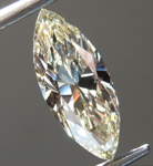 SOLD....Loose Yellow Diamond: 1.23ct Q-R VVS2 Marquise Brilliant Diamond GIA R7041