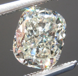 Loose Colorless Diamond: 1.24ct K SI1 Cushion Modified Brilliant Diamond GIA R6544