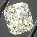 Loose Yellow Diamond: 1.51ct S-T SI1 Cushion Modified Brilliant Diamond GIA R7079