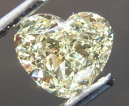 SOLD......Loose Yellow Diamond: 1.79ct Y-Z VS1 Heart Shape Diamond GIA R7113