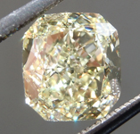 SOLD....Loose Yellow Diamond: 2.35ct Y-Z VS1 Radiant Cut Diamond GIA R6917