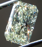 SOLD.......Loose Yellow Diamond: 2.05ct W-X SI1 Radiant Cut Diamond GIA R7162