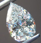SOLD....Loose Colorless Diamond: .92ct G VS2 Pear Shape Diamond GIA R7178