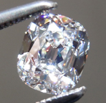 Loose Colorless Diamond: .62ct D VS1 Old Mine Brilliant Diamond GIA R7230