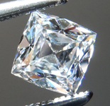 Loose Colorless Diamond: .50ct D VS2 Peruzzi Cut Diamond GIA R7298