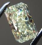 SOLD...Loose Yellow Diamond: .99ct Fancy Yellow SI2 Radiant Cut Diamond GIA R7289