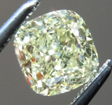 SOLD......Loose Yellow Diamond: 1.01ct Y-Z SI2 Cushion Modified Brilliant Diamond GIA R7246
