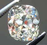 Loose Colorless Diamond: 1.05ct K SI1 Cushion Brilliant Diamond AGS R7305