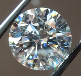 SOLD.....Loose Colorless Diamond: 3.24ct J SI2 Round Brilliant Diamond GIA R7320