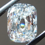 Loose Colorless Diamond: .75ct G I2 Cushion Brilliant Diamond GIA R7323