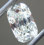 Loose Diamond: 1.03ct J SI1 Yoram Cut Cushion Brilliant Diamond Ring GIA R7330