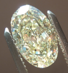 SOLD.......Loose Yellow Diamond: 2.07ct W-X VS2 Oval Modified Brilliant Diamond GIA R7371