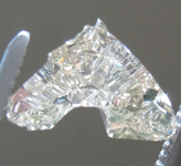 Loose Diamond: .83ct W-X, Light Brown SI1 Horse Head Diamond GIA R7375