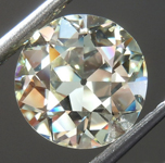 SOLD.........Loose Yellow Diamond: 3.05ct Q-R SI1 Old European Cut Diamond GIA R7437