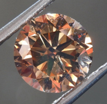 SOLD.......Loose Brown Diamond: 2.18ct Natural Brown Round Brilliant Diamond GIA R7468
