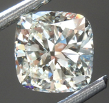 Loose Diamond: 1.39ct K SI1 Cushion Cut Diamond GIA R7467