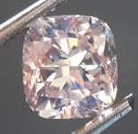 Loose Diamond: 1.39ct W-X, Light Brown SI2 Cushion Cut Diamond GIA R7469