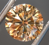 Loose Brown Diamond: 1.81ct Fancy Deep Brown SI2 Round Brilliant Diamond R7521