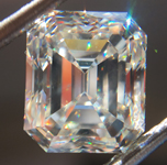SOLD........Loose Diamond: 5.55ct M SI1 Emerald Cut Diamond GIA R7522