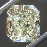 SOLD.........Loose Yellow Diamond: 2.20ct Y-Z VVS2 Radiant Cut Diamond GIA R7537