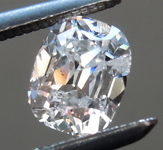 0.55ct F I1 Cushion Cut Diamond R6811