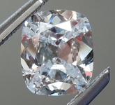 Loose Colorless Diamond: .64ct E I2 Cushion Cut Diamond GIA R6320