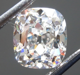 Loose Colorless Diamond: 1.50ct G SI1 Old Mine Brilliant Diamond GIA R7627