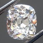 Loose Colorless Diamond: 1.70ct G VS2 Cushion Brilliant Diamond GIA R7628