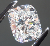 Loose Colorless Diamond: 1.01ct G SI2 Cushion Cut Diamond GIA R7647