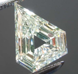 SOLD......Loose Diamond: .68ct K VS1 Kite Diamond GIA R7649